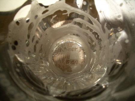 ヒューガルデンの泡
