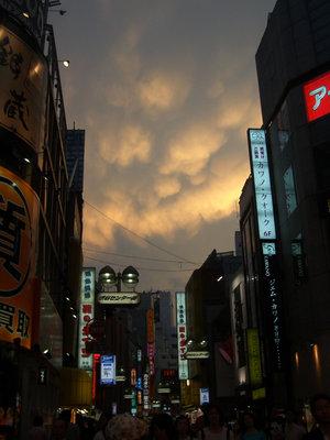 梅雨渋谷2006