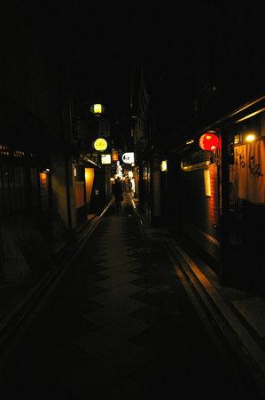 京都の裏道