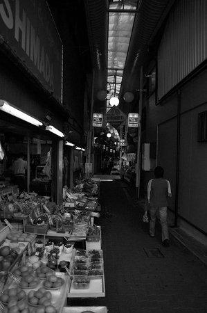 京都・古川町商店街