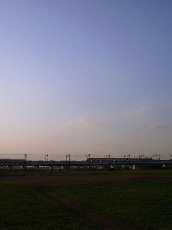 日本の夕暮れ2006